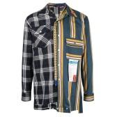 MAISON MIHARA YASUHIRO 超大款多样图案衬衫 ¥5,151