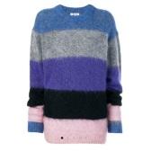 小码有货~ACNE STUDIOS Albah 条纹毛衣 ¥1,980