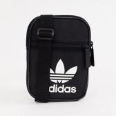 adidas Originals 三叶草黑色小背包 ¥122.52