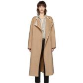 Isabel Marant Pink Felton Coat 长款大衣 $1,540(约10,451元)