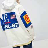 Polo Ralph Lauren 撞色厚夹克 ¥2,513.48