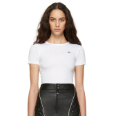 Marine Serre White Moon 女士白色T恤衫 $195(约1,323元)