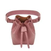 NANUSHKA 粉色腰包 $331.8(约2,243元)