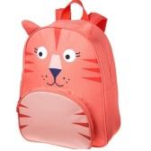 1折!!Gymboree Tiger Backpack 老虎图案背包 $3.59(约24元)