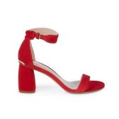 【码全】Stuart Weitzman 一字带红色基础款高跟鞋 $199.99(约1,342元)