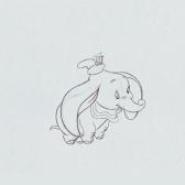 【5姐资讯】Loewe X Disney 合作 DUMBO 小飞象胶囊系列 3月28日预售。