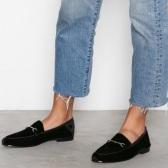 大码好价!【美亚自营】Sam Edelman Loraine 懒人一脚蹬乐福鞋 $60(约403元)