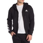 【美亚直邮】adidas 阿迪达斯 Sport 男士拉链连帽夹克卫衣外套 $18(约121元)