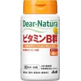 【日亚自营】【加购适用】Asahi 朝日 Dear Natura 复合维生素B群B族 VB改善毛孔 60粒 359日元(约22元)