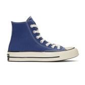 Converse Chuck 70 海军蓝高帮帆布鞋 $72(约497元)