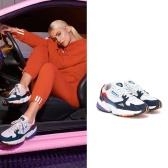 【金小小妹同款】ADIDAS ORIGINALS Falcon 麂皮撞色老爹鞋 $75(约518元)