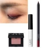 NARS 眼线笔+单色眼影+眼部打底 套装 5,940日元(约396元)