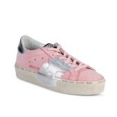 Golden Goose Deluxe Brand 粉色小脏鞋 $449.99(约3,172元)