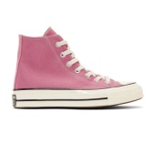 Converse Chuck 70 粉色高幫帆布鞋 $85(約605元)