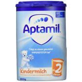 【奶粉同享免郵】Aptamil 奧地利愛他美 Junior 嬰幼兒奶粉 2歲+ 800g €22.95(約180元)