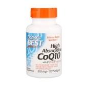 【3件0税免邮】Doctor's Best 辅酶 CoQ10 100mg 120粒 $13.7(约96元)
