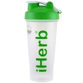 【4件以上再9折】iHerb Goods 摇摇杯 绿色 $5.12(约36元)