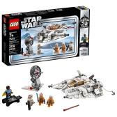 LEGO 乐高 STAR WARS 星球大战 75259 雪地飞行艇 20周年纪念版 $24.99(约175元)