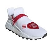 adidas x Pharrell Williams 合作款 Human Made NMD 男士白色運動鞋 $250(約1,787元)