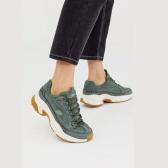 Skechers 橄欖綠運動鞋 ¥459.95