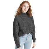 IRO Venati 灰色毛衣 $277.2(約1,927元)