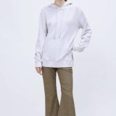 VIDEN 白色卫衣 $120(约833元)