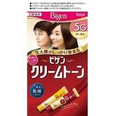 【日亞自營】【加購適用】Bigen 美源 白發用植物染發劑 5G 深栗色 日元577(約37元)+58積分