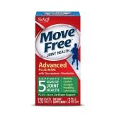 【買1送1+滿額8.5折】綠盒!Schiff Move Free 維骨力 葡萄糖胺軟骨素+MSM 120粒 $11.89(約82元)