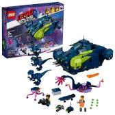 史低价!LEGO 乐高 大电影系列 70835 雷克斯战斗飞船 $57.99(约404元)