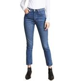 Levi's 501 紧身弹性牛仔裤 $89.6(约625元)