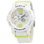 【海淘專享】Casio 卡西歐 Baby-G 系列 白色運動腕表 BGA-180-7B2DR $83.99(約572元)