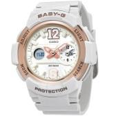 【海淘專享】Casio 卡西歐 Baby-G 系列 玫瑰金色白色女士運動腕表 BGA-210-7B-3DR $70(約478元)