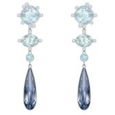 【海淘專享】Swarovski 施華洛世奇 藍色吊墜耳環 $72.49(約495元)