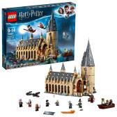 LEGO 乐高 哈利波特系列 75954 霍格沃茨魔法学校大厅 $79.99(约552元)