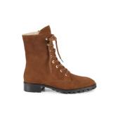 Stuart Weitzman 平底麂皮短靴 $293.99(约2,022元)