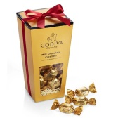 Godiva 歌帝梵 牛奶焦糖巧克力丝带礼品盒 $9.97(约69元)