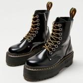Dr. Martens 马丁博士 Jadon Max 厚底皮靴 $200(约1,383元)