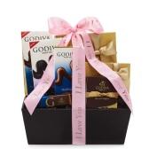 Godiva 歌帝梵 巧克力庆祝篮 $45.97(约320元)