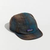 Patagonia Recycled Wool 5-Panel 格纹羊毛帽 $34.99(约243元)
