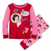 Disney 迪士尼 白雪公主 粉红色女孩睡衣套装 $12(约83元)