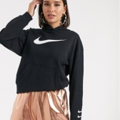 【满$150享7折】Nike 连帽双 Logo 卫衣 $49(约341元)