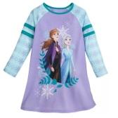 Disney 迪士尼 冰雪奇缘2 女孩长袖睡衣 $9.98(约69元)