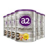 【一组包邮】A2 白金系列 婴幼儿配方奶粉 3段 900g*6罐 275澳币(约1,157元)
