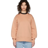 Acne Studios Pink Fairview Face 圓領衛衣 250加元(約1,253元)