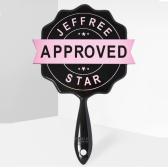 JEFFREE STAR 新款J姐认证手持化妆镜 BLACK $25(约176元)