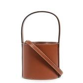 STAUD Mini Bissett 棕色水桶包 $250.75(約1,761元)
