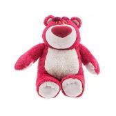 买1送1!Disney 迪士尼《玩具总动员3》草莓熊毛绒公仔 中号 2件 $22.99(约162元)