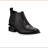 Alexander Wang Kori挖剪皮革切尔西靴 $446.25(约3,127元)