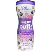 Plum Organics 谷物泡芙 蓝莓和紫薯味 42g $3.67(约26元)