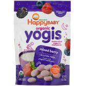 Happy Family Organics 有机酸奶溶豆 混合浆果味 28g $4.49(约32元)